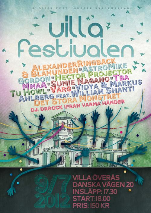 villafestivalen
