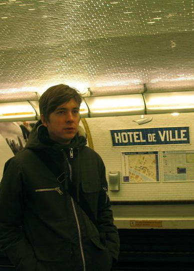 Hector in Paris
